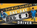 Software Engineer As One-Day Cab Driver