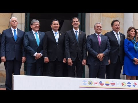 """Trump's """"Coalition of the Willing"""" Against Venezuela Has Legitimacy Issues of Their Own"""