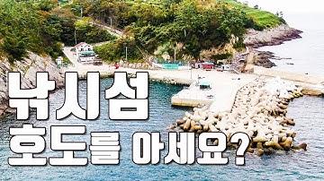 [다리tv] 낚시섬 호도를 아세요?! 낚시&펜션&캠핑!!! ☆ 고래빼고 다 잡는 섬?!☆