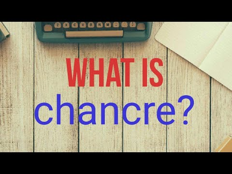 What is Chancre?