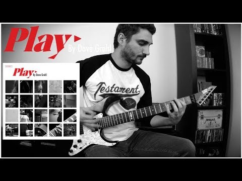 The BEST RIFFS from Dave Grohl 'Play' (NEW SONG 2018) GUITAR COVER