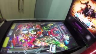 Racha na pinball 3d full hd  master of universe he-man