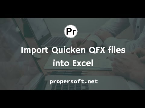 Convert Quicken Qdt Files - forestprogram