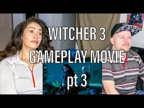 Witcher 3: The Wild Hunt Gameplay Movie part 3 | FINALLY some more Yennefer