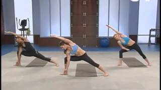 JILLIAN MICHAELS YOGA MELTDOWN - The Jillian Michaels Yoga Meltdown program