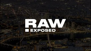 RAW Exposed - Showreel 2020