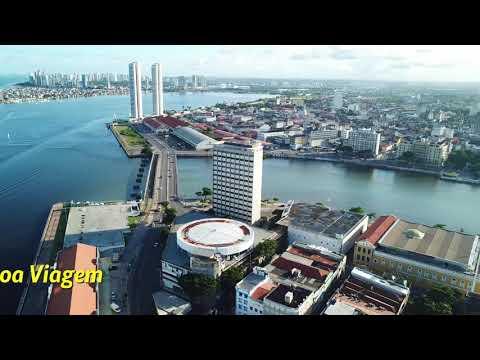 Recife   Capital do Nordeste  4K