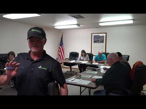 VILLAGE OF ARMADA COUNCIL MEETING (10-23-2017)