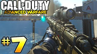 """EPIC SNIPING GAMEPLAY!"" - COD Advanced Warfare LIVE with TBNRfrags #7"