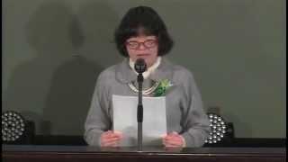 2013年「世界ダウン症の日」記念イベントでのJDSからのアピール2/4