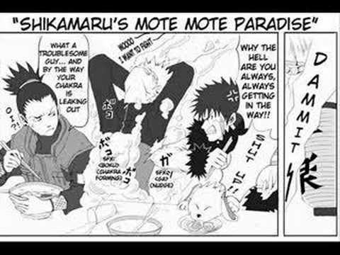 NaruXHina Manga