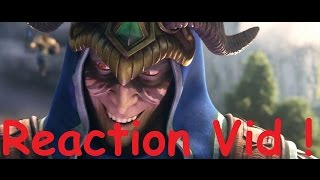SMITE Cinematic Trailer - 'To Hell & Back' - Reaction Video !!!!