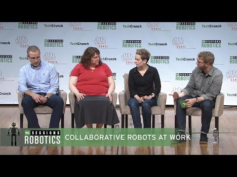 Collaborative Robots At Work