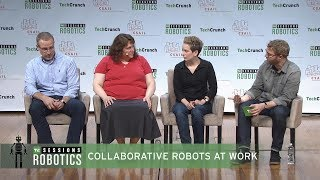 Collaborative Robots At Work