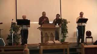 I Thirst   by Woods Harbour Wesleyan Men`s Quartet
