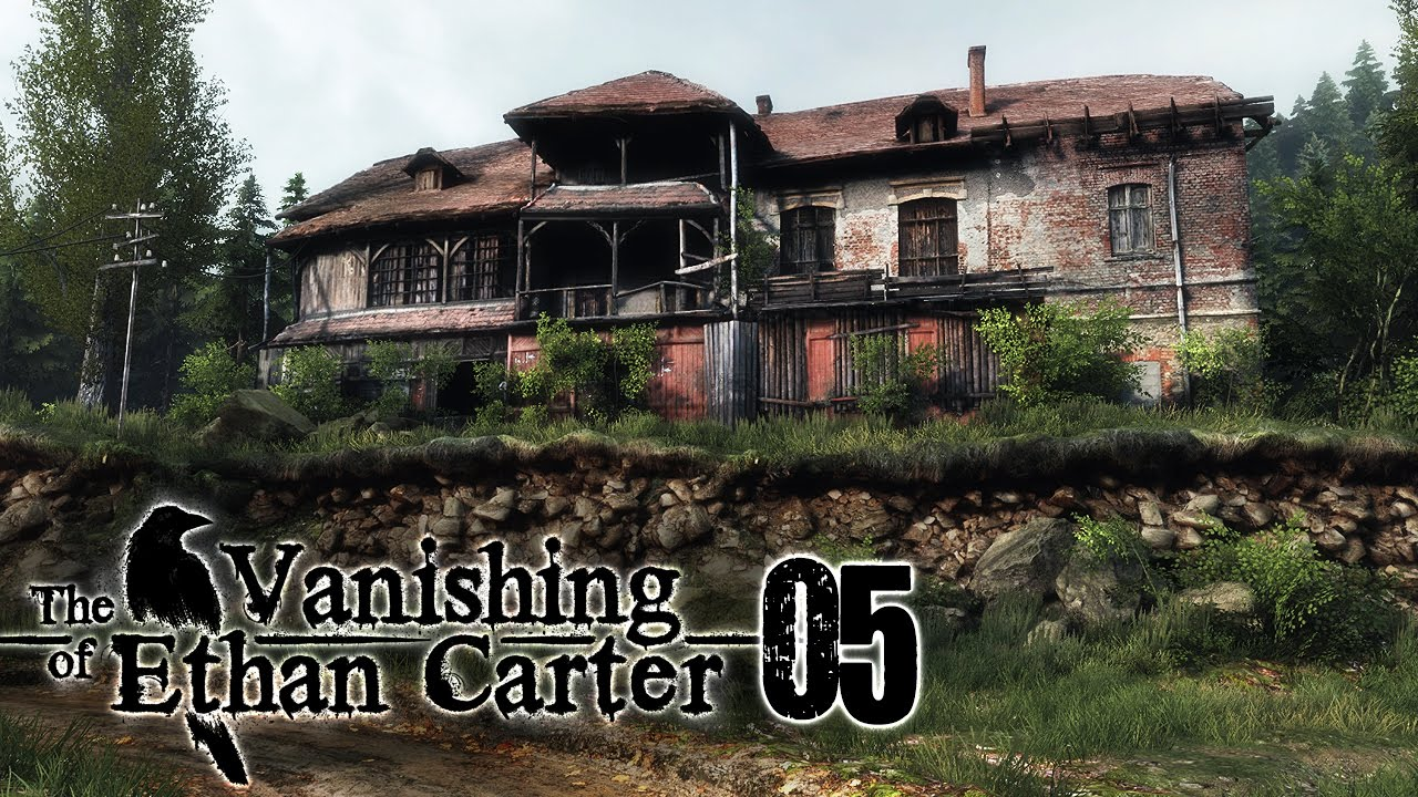 the vanishing of ethan carter 005 das haus der tausend t ren youtube. Black Bedroom Furniture Sets. Home Design Ideas