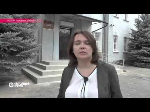 В Ростове украинского