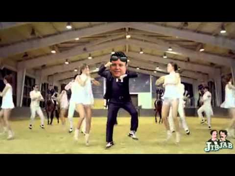 Wycombe District Swimming Club Head Coach - Kevin Brooks - does Gangnam Style