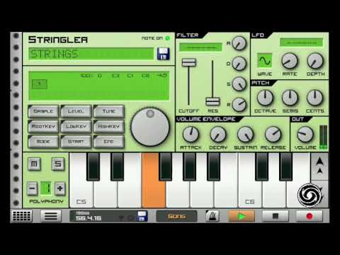 Aphex Twin - 18 SsbA [Caustic 3 Remake] Caustic Windowlicker