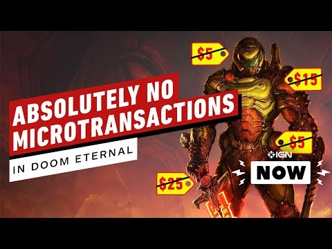 doom-eternal-will-not-have-microtransactions---ign-now