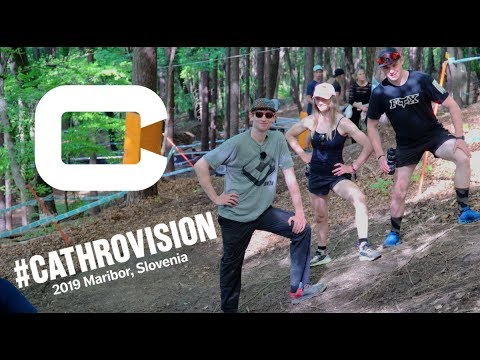 #CathroVision // Maribor World Cup Day 1 - Track Walk