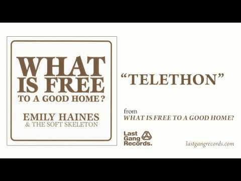 Emily Haines-Telethon:歌詞+中文翻譯