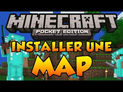 full download mcpe comment installer une map. Black Bedroom Furniture Sets. Home Design Ideas