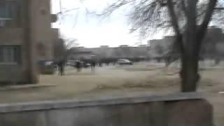 Жанаозен. Видео расстрела безоружных людей