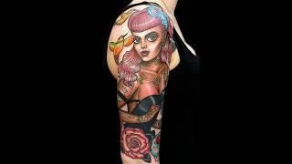 Top 50  tattoo - pin up tattoos