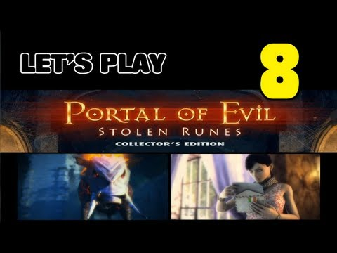Let's Play ♦ Portal of Evil: Stolen Runes CE [08] w/YourGibs - Chapter 7: Vampire Castle