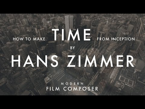 How To Make 'Time' By Hans Zimmer in a Bedroom Studio| Step-By-Step Tutorial