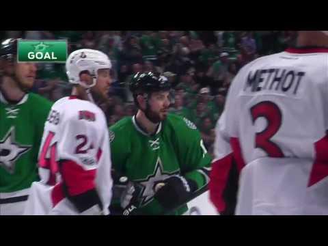 Ottawa Senators vs Dallas Stars - March 8, 2017 | Game Highlights | NHL 2016/17