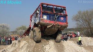 8x8 Truck in Truck Trial , Truck Show | Milovice. Czechia 2019