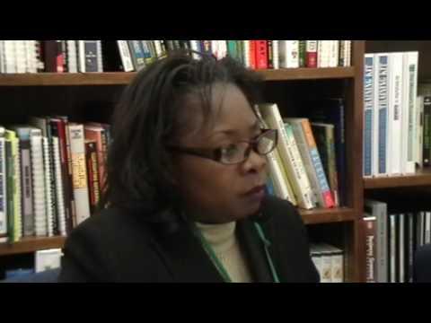 Sheryl Dash - Blacks in Government