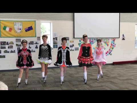 Clan Reunion Adelaide April 2017 - Irish Dancing