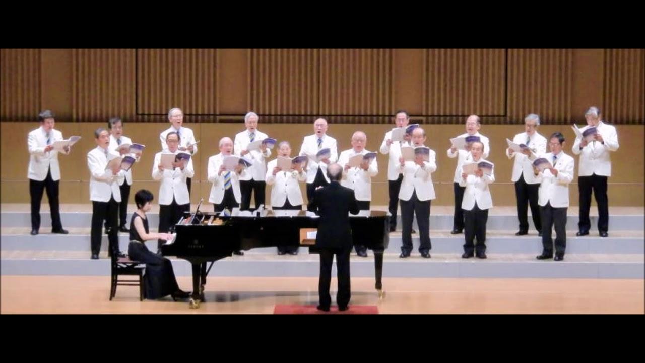 男聲合唱 「旅人よ」 T2 - YouTube