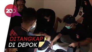 Video Penangkapan Pelaku Mutilasi Di Kalibata City!
