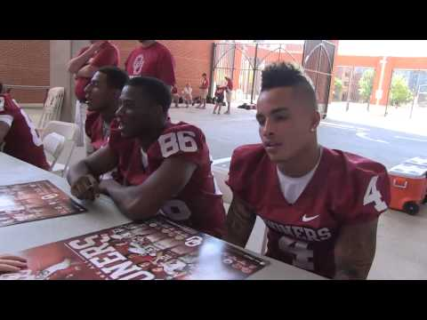 Meet the Sooners Day a Success