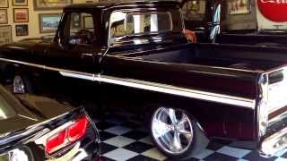 Copy of 1966 Pro Touring Chevy truck for sale