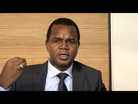 Think Tv's interview with National Bank's C.E.O Mr Wilfred Musau on Digital Banking.