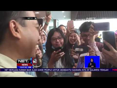 Sempat Berbincang Lewat Video Call, Sutopo Berniat Jadikan Raisa Sebagai Duta Bencana BNPB - NET 12 Mp3