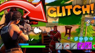 'NEW' INVISIBLE HOUSE GLITCH SUR FORTNITE! (Fortnite Bataille Royale Glitch)