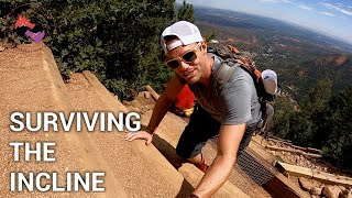 HOW TO SURVIVE THE MANITOU INCLINE | COLORADO'S STEEPEST TRAINING TRAIL | ADVENTURE HYDROLOGY