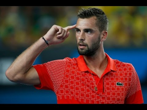 Benoit Paire, The French Class