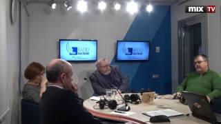 """Дискуссия о реформе среднего образования и о школе 21-го века в программе """"Семь дней и ночей"""" #MIXTV"""