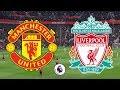 Premier League 2018/19 - Manchester United Vs Liverpool - 24/02/19 - FIFA 19