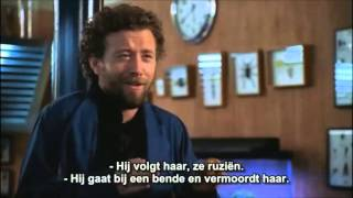 Hodgins pretending to be Booth