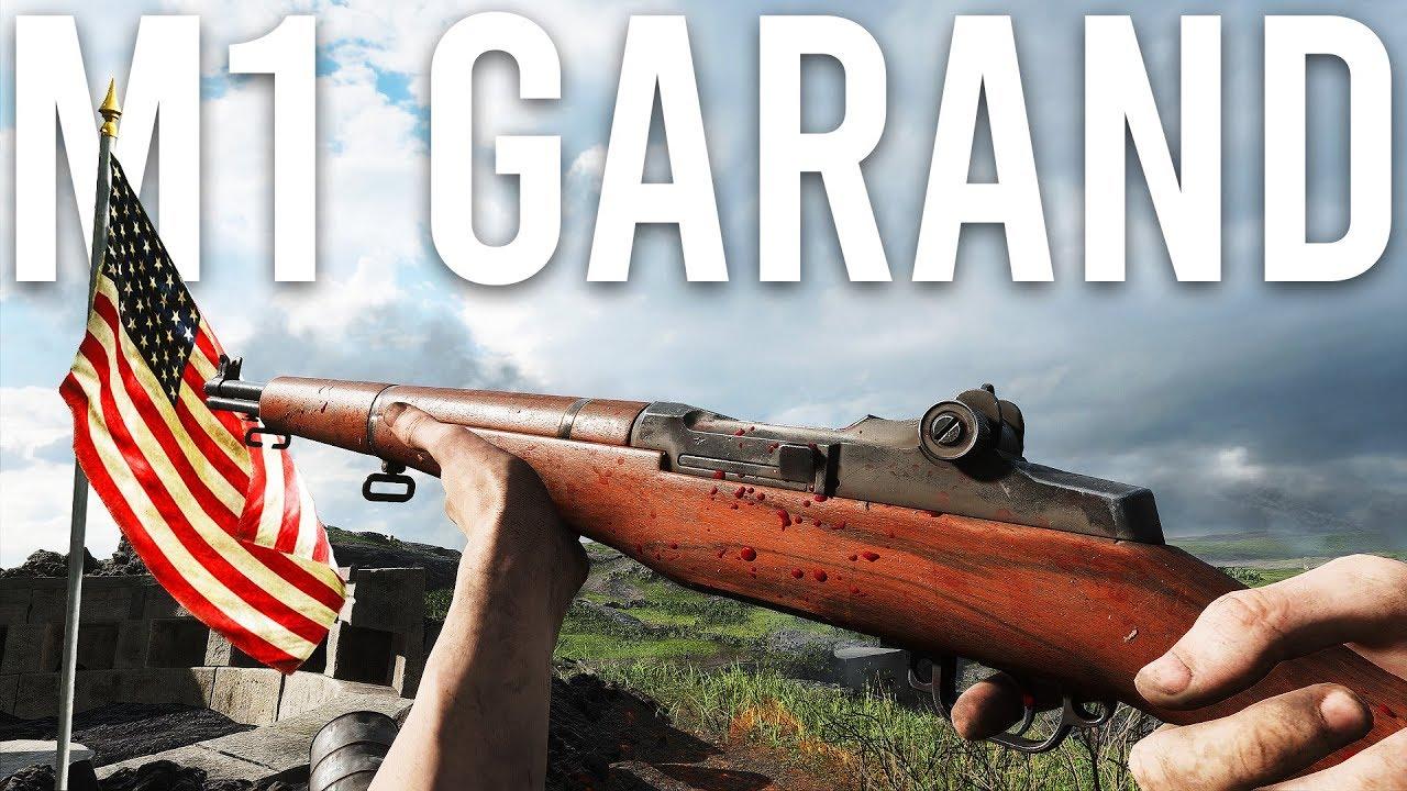 Dating en M1 Garand