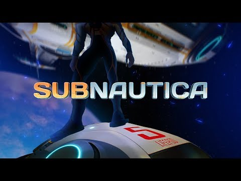 Subnautica - SPACE! - ESCAPING THE SPACE CINEMATIC! New Never Seen Leviathan Behavior! - Gameplay