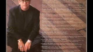 Elton John - Someone saved my life tonight (ELTON JOHN - LOVE SONGS)